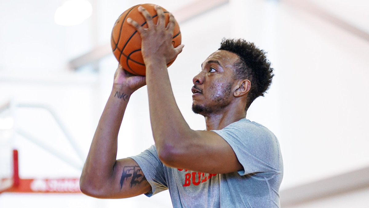 "Wendell Carter Jr: ""New front office, new style of play… I feel like the style of play I've been presented… it's going to be amazing… I feel like (Coach Donovan) is catering our offense (and defense) to everybody's strengths."" https://t.co/v3jkXJMlSV"