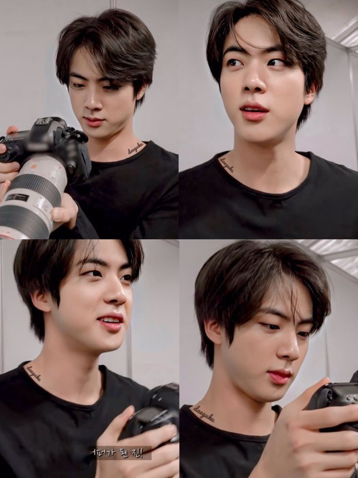 Happy Birthday my dear idol, you are amazing and I hope you enjoy each moment of the day. Have fun and live on. I love you kim seokjin !!💜💜💜 @BTS_twt #HappyJinDay #HappyBirthdayJin #JINBIRTHDAY #WorldwideHandsomeDay #OurMoonJinDay #LePetitPrinceJin #OurSparklingGemJin