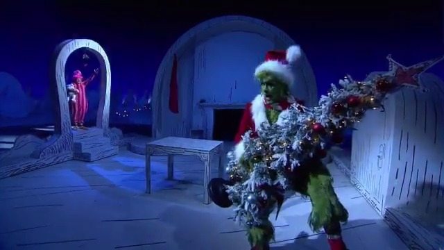 This holiday season just got a little more green! Don't miss The #GrinchMusical Wednesday, December 9 at 8/7c on NBC! 🎄