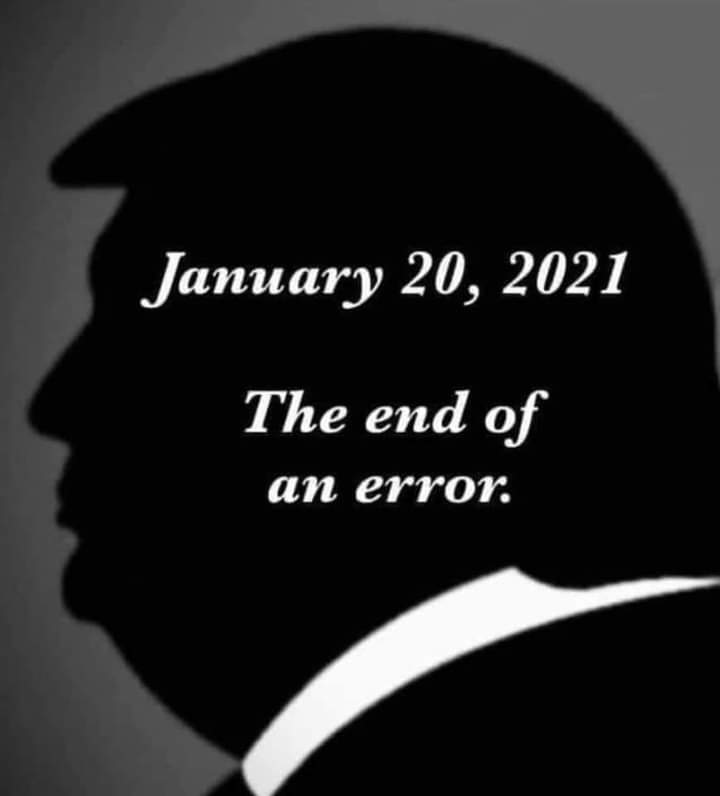#January20th2021  Can't Come Quick enough So tired of #Grifters   #TrumpCrimeFamily  #GriftOfTheMAGA #GrifterInChief  #TrumpIsACriminal  #TrumpIsADisgrace #TrumpIsANationalSecurityThreat  #TrumpIsAWhiteSupremacist #LockHimUp https://t.co/etpn6sLEnK