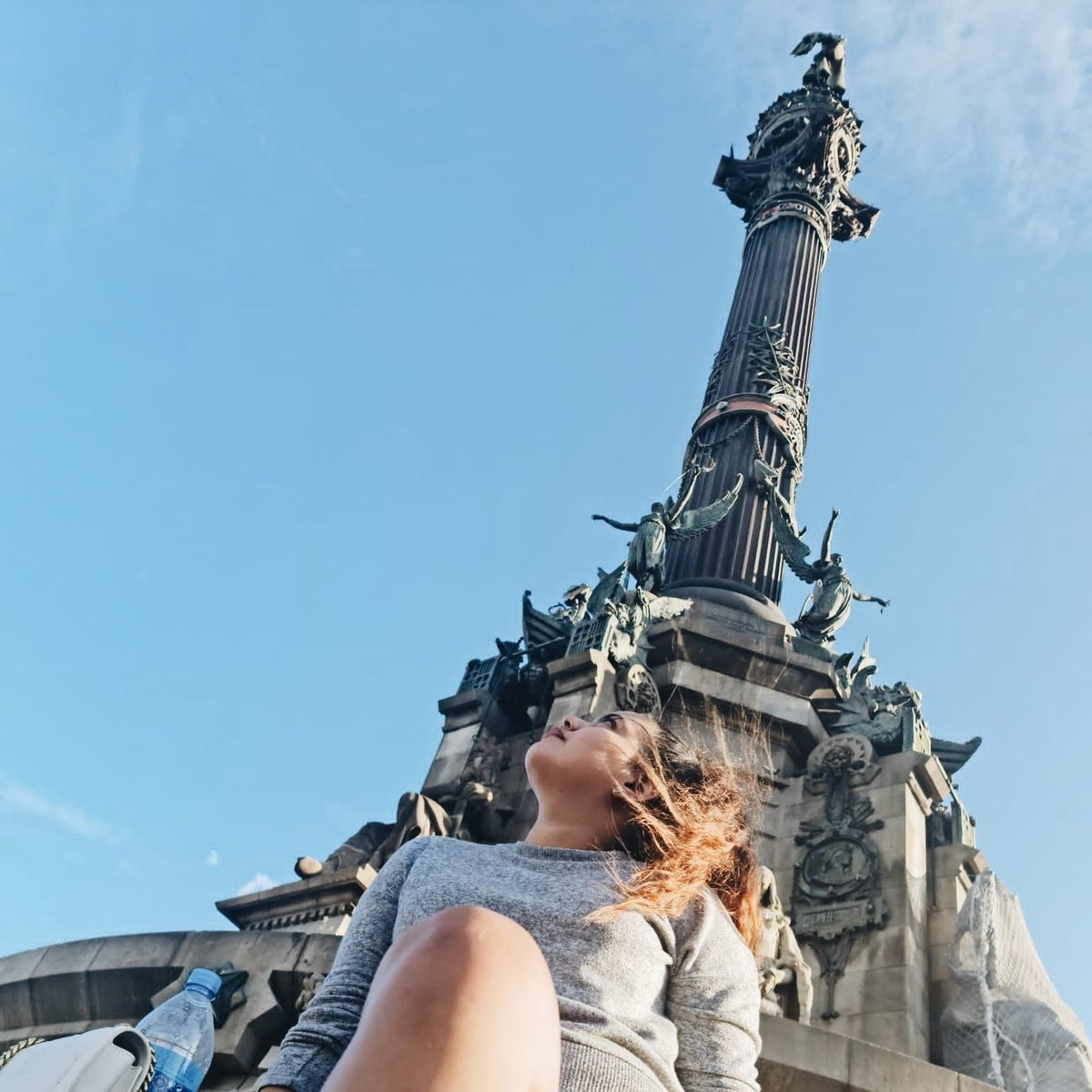 #NuevaFotoDePerfil #Barcelona #cristobalcolon #verano2020 https://t.co/P2HoEou3rB