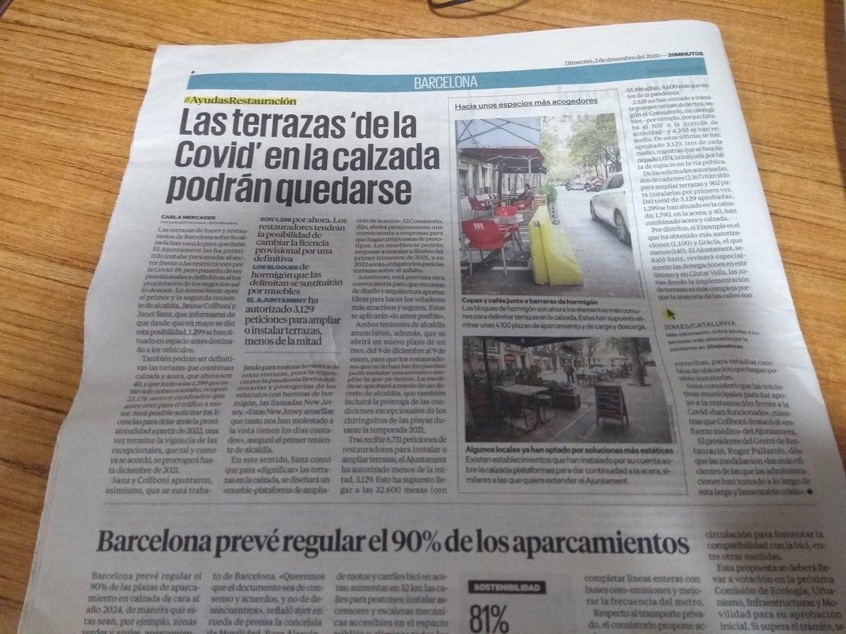 Va con anterior tema de terrazas en Barcelona. https://t.co/7CTe4i9xd9