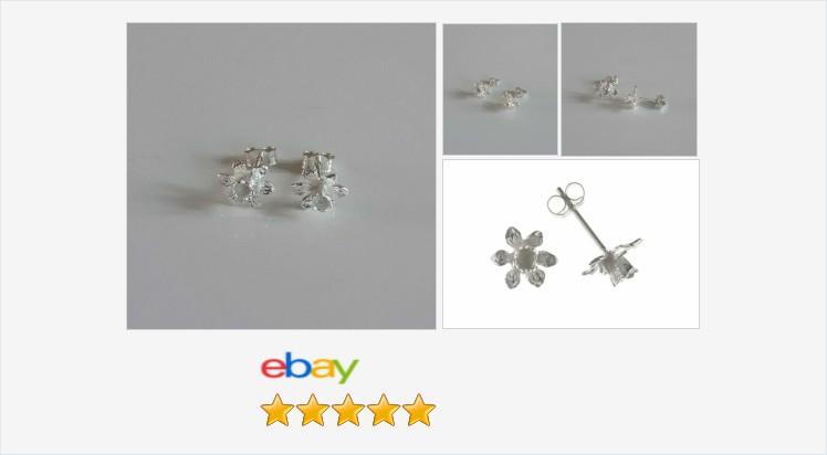 New 925 Sterling Silver Daffodil Stud Earrings - Boxed | eBay #sterlingsilver #daffodil #stud #earrings #gifts #jewellery #giftideas #giftsforher #cute #pretty #beauty #fashion #accessories #giftshop #jewelry #jewelrylover #jewelryaddict #finejewelry https://t.co/aqygv5gLoL https://t.co/31yb4wJAzJ