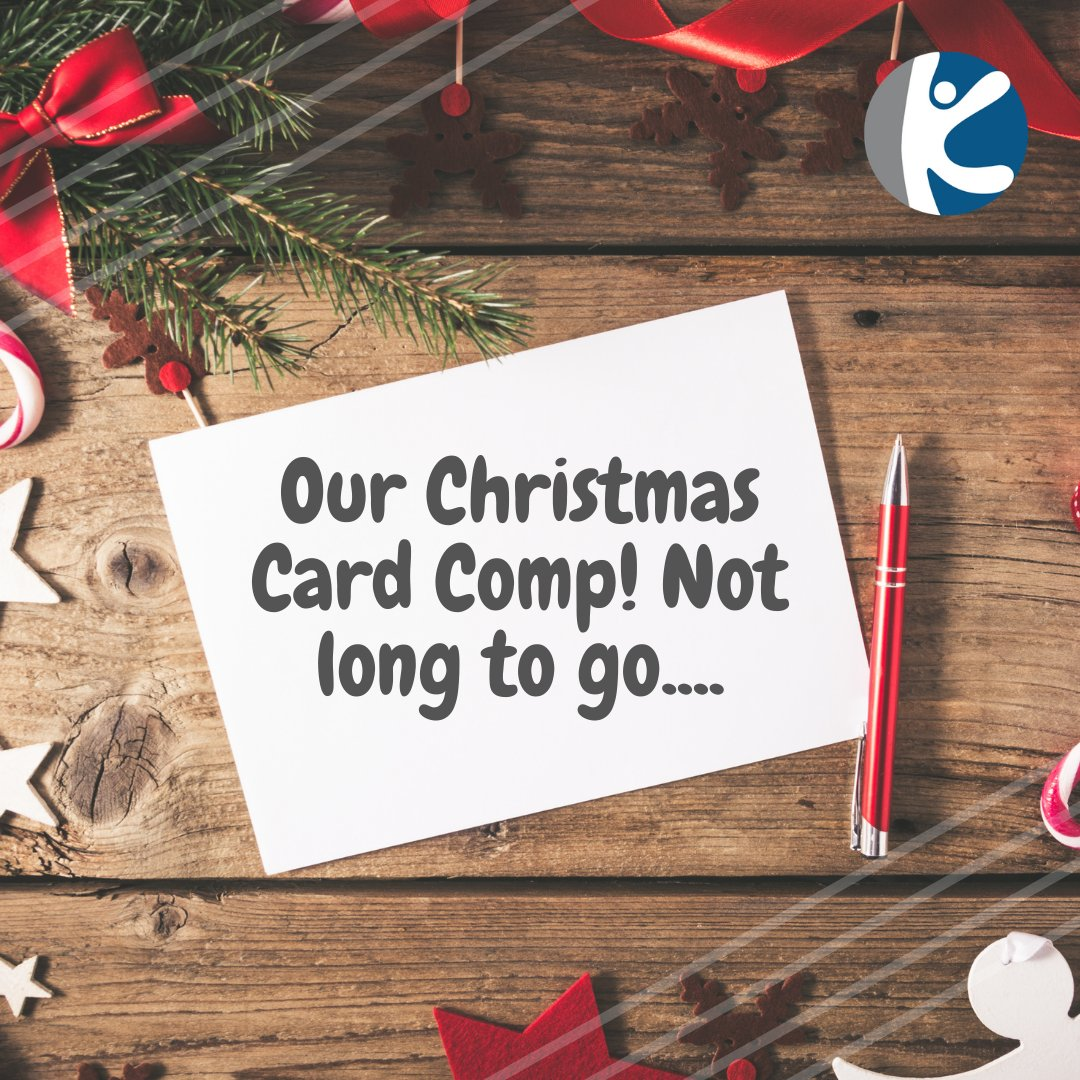 Our Christmas Card Competition is underway! 🎄🎅  Spread the festive cheer and remember there are prizes on offer! Any questions? Let us know on this thread or check out     We can't wait to see what fab festive ideas you have!  #competition #festivevibes
