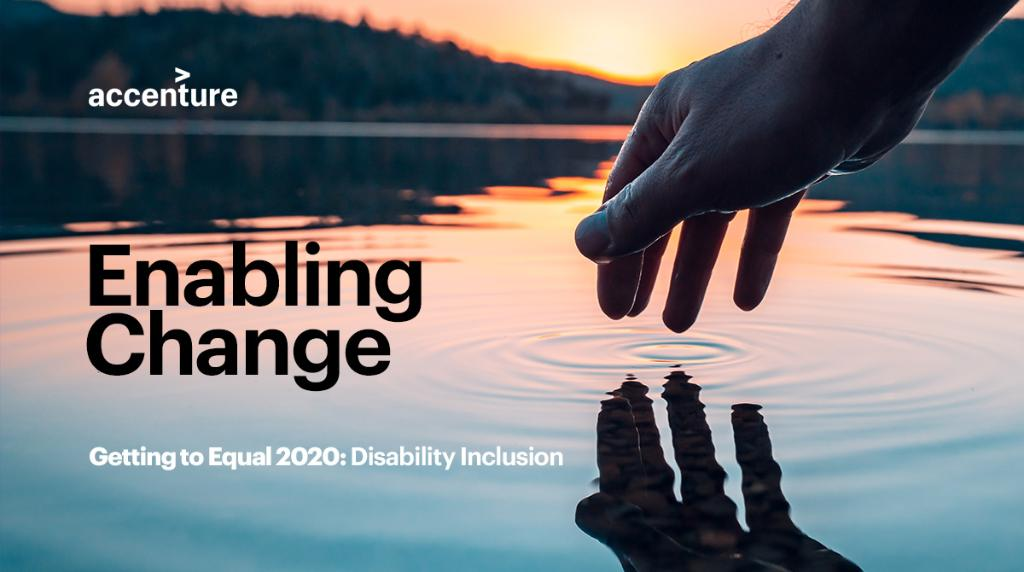 We're proud to be part of the @Valuable500 as part of our ongoing commitment to creating an inclusive workplace which enables our people to thrive. Click below to read a case study by @Accenture on our Disability Confident ERG Network.  #Disabilityinclusion #IDPWD https://t.co/aAs6aVLTAW