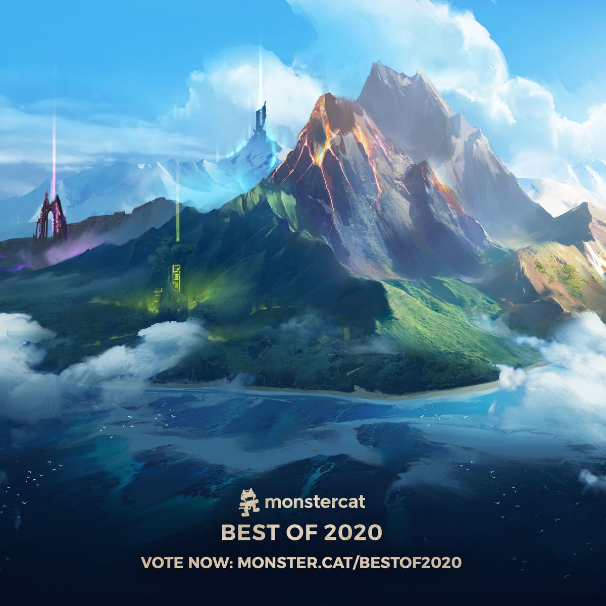 Replying to @SlushiiMusic: vote All I Need for @Monstercat #McatBestof2020 🥳