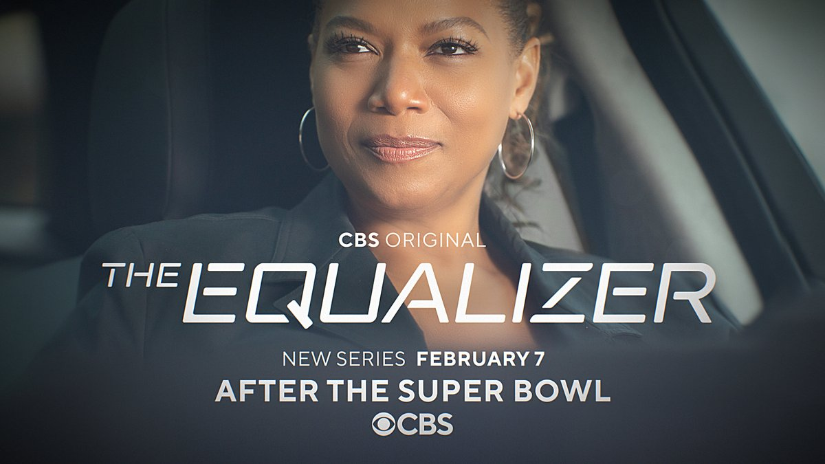 "Queen Latifah on Twitter: ""I'm excited to share that @TheEqualizerCBS  premieres Sunday, Feb. 7th after the Super Bowl! You ready? #TheEqualizer  #CBS… https://t.co/o1IcxtnSI2"""