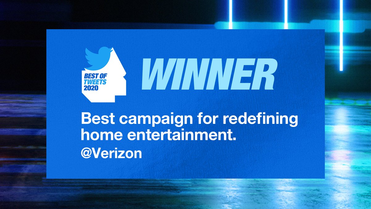 Thrilled that #PayItForwardLIVE was recognized as @TwitterMktg's best campaign for redefining home entertainment!  PIFL served the dual mission of supporting small businesses ($7.5M in funding & 25+ SMB social media spotlights) & entertaining folks stuck at home during quarantine