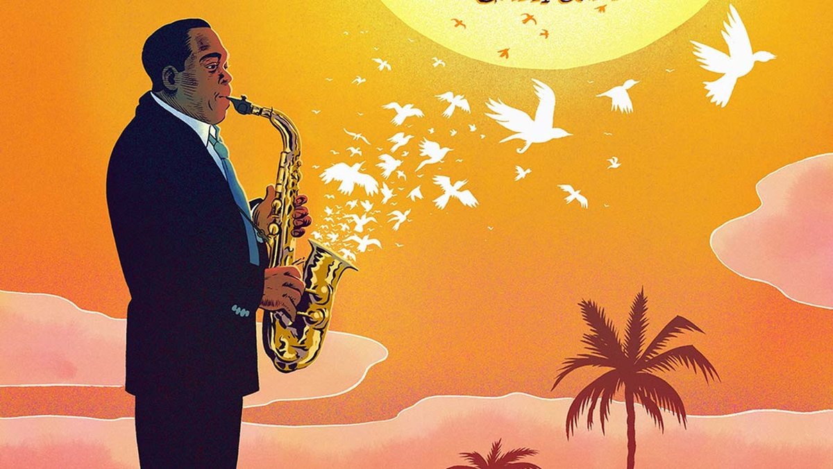 #CharlieParker graphic novel 'Chasin' The Bird' part of #Grammys livestream
