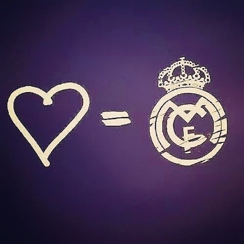 """What is Real Madrid..??  """"I think it's a feeling.""""  #HalaMadrid ❤🙏🏾"""