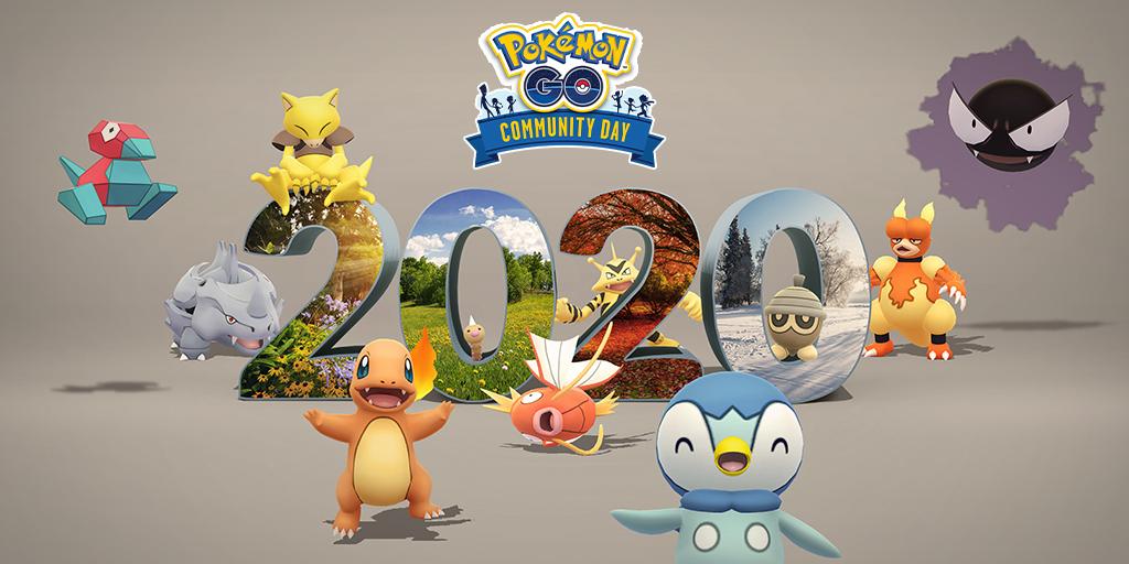 test ツイッターメディア - トレーナーの皆さん!様々なポケモンたちが登場する今年の2日間の「Pokémon GO コミュニティ・デイ」について日程と詳細をお知らせします!https://t.co/5zyrHT5rGC #PokemonGOCommunityDay #ポケモンGO https://t.co/1JXT1oVSzK