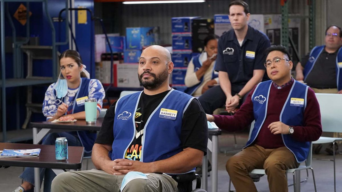 #Superstore to end with season 6 on NBC