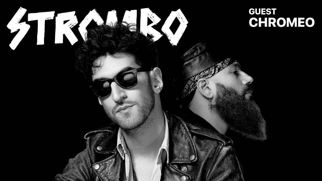 .@strombo links up with the Funklordz @Chromeo to get into their EP and the Seoul Remixes.   Listen: