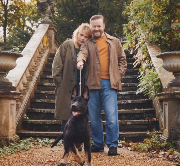 Thanks for all your tweets about #AfterLife, particularly your opinions on the themes and characters. It's really helped while I've been writing series 3. Keep 'em coming 🙏