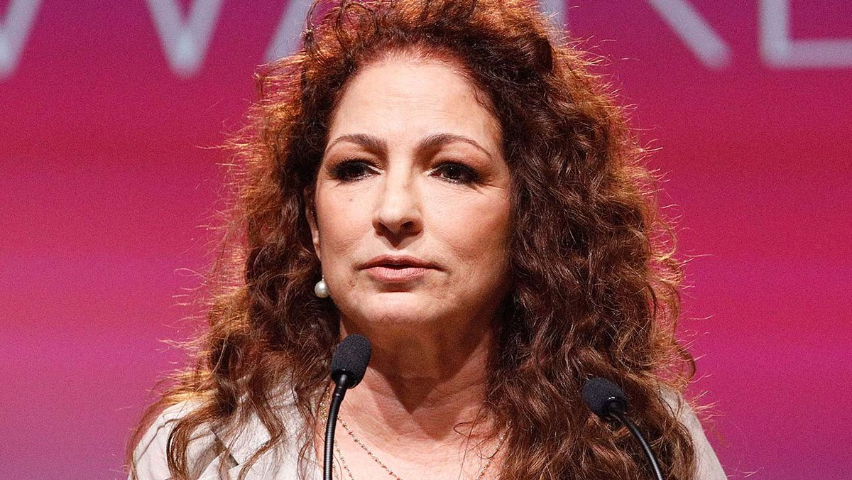 #GloriaEstefan revealed she tested positive for COVID-19 and spent two weeks in isolation in November after an interaction with a maskless fan on a rare outing