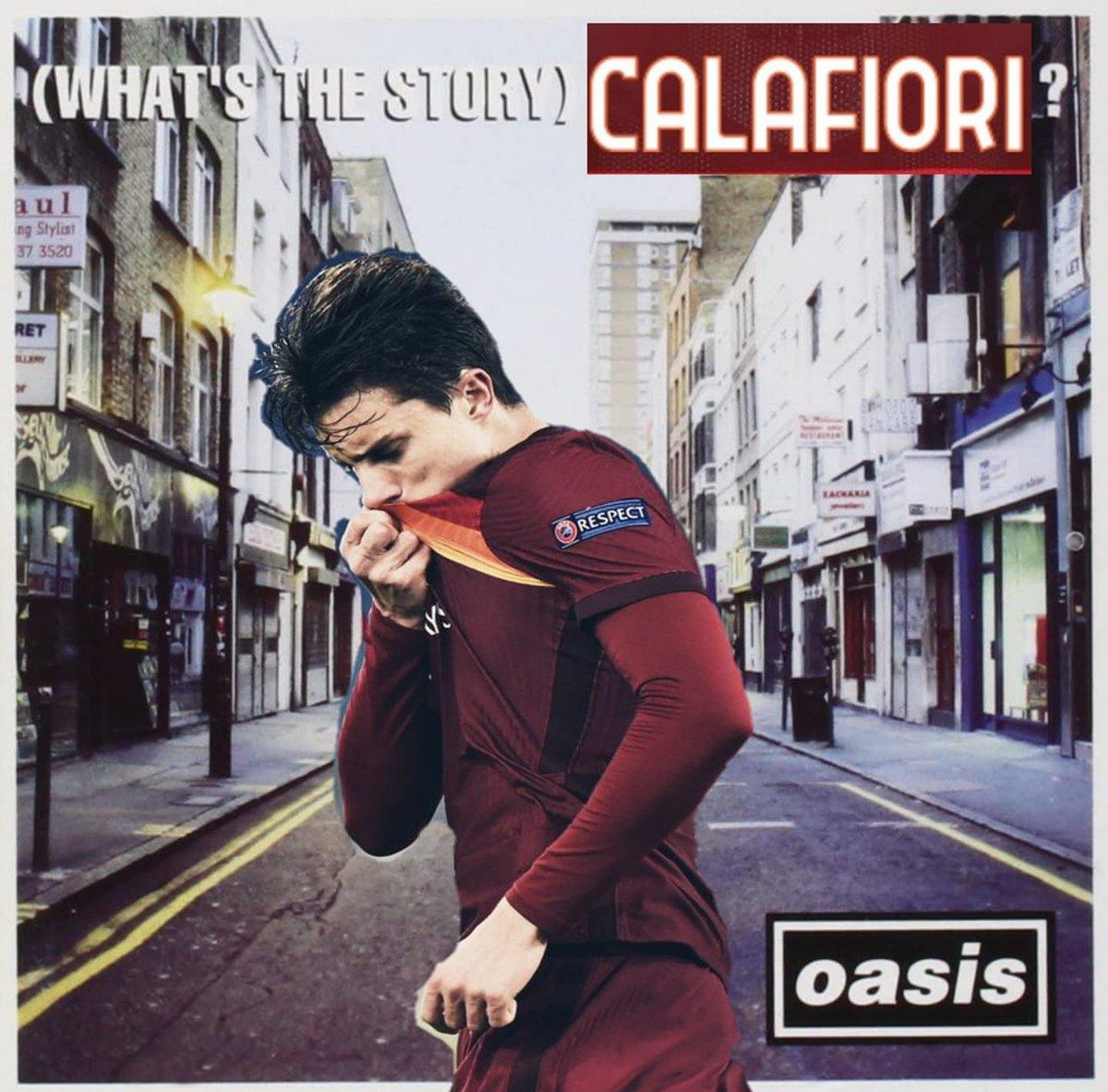 #Calafiori