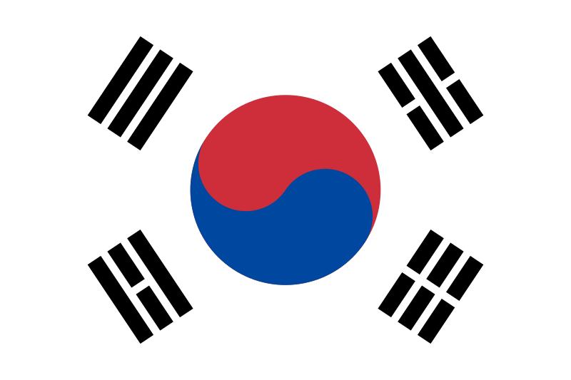 アンテナ 韓国 反応