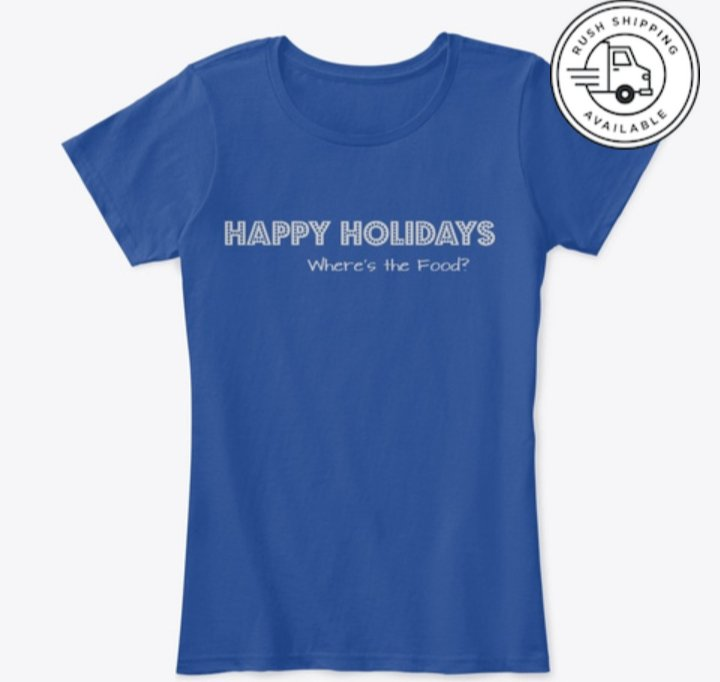 Holiday TeeShirts & Accesories 🎁  ❓Have you visited our Store yet  ➡️CYBER2020⬅️gets you 20% off  Order HERE ⤵️ https://t.co/tEM0WNCofK  Thank you & #HappyHolidays 🎄  #TEESPRING  #holidays #Twitter https://t.co/GUdVx3CAXM