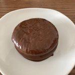 まるでフォンダンショコラ?!チョコパイ濃厚仕立てに、ほんの一手間加えると絶品スイーツに!