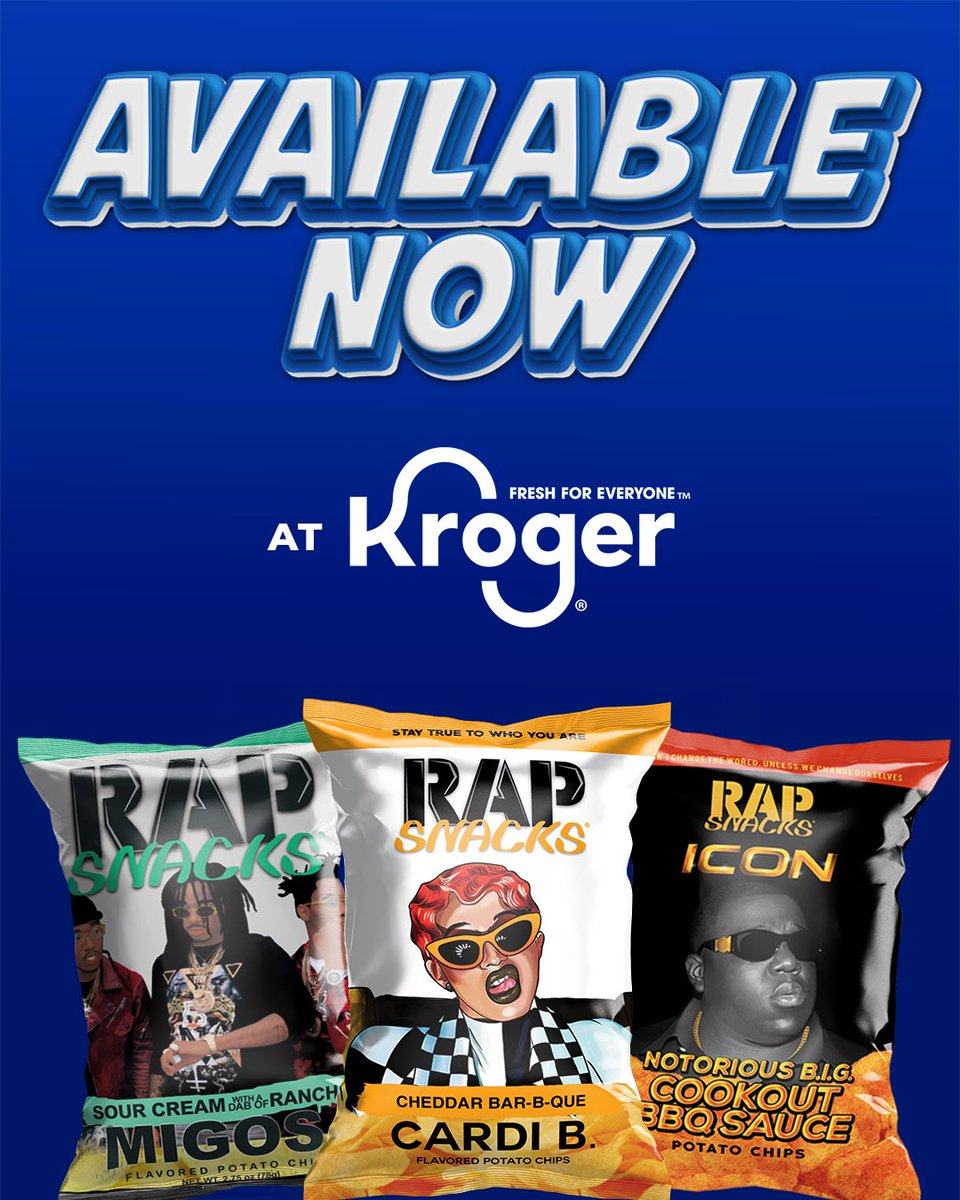 Official Rap Snacks Rapsnacksnow Twitter