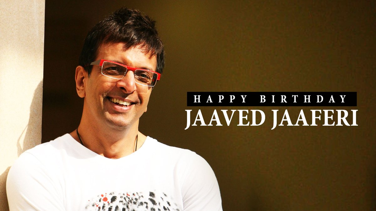 .@tipsofficial wishes an exceptional dancer, actor & comedian, @jaavedjaaferi a very Happy Birthday! ❤️  Enjoy this lyrical version of his song #GabbarSinghYehKeh here:   #HappyBirthdayJaavedJaaferi #JaavedJaaferi