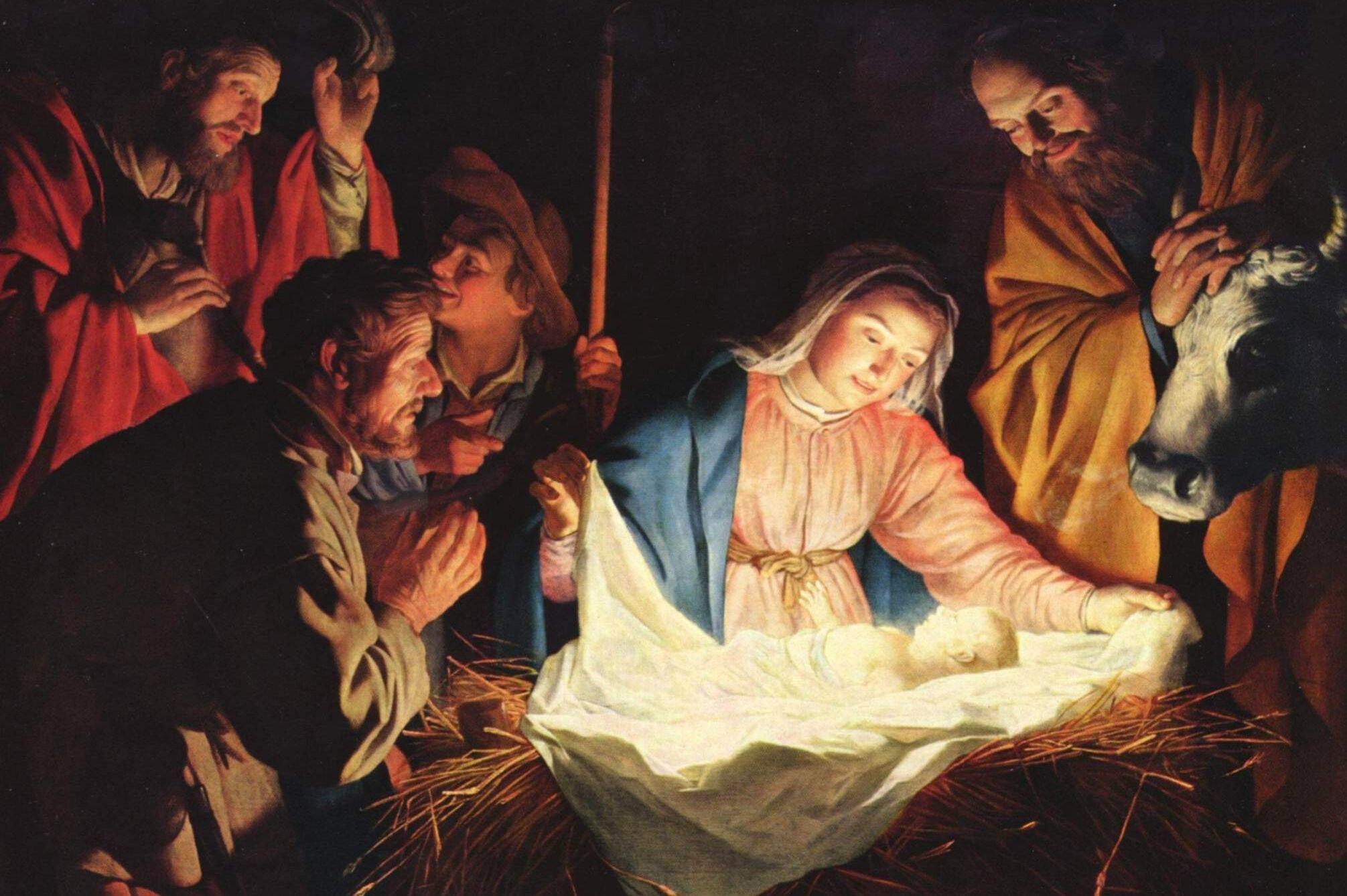 Nascimento do Menino Jesus