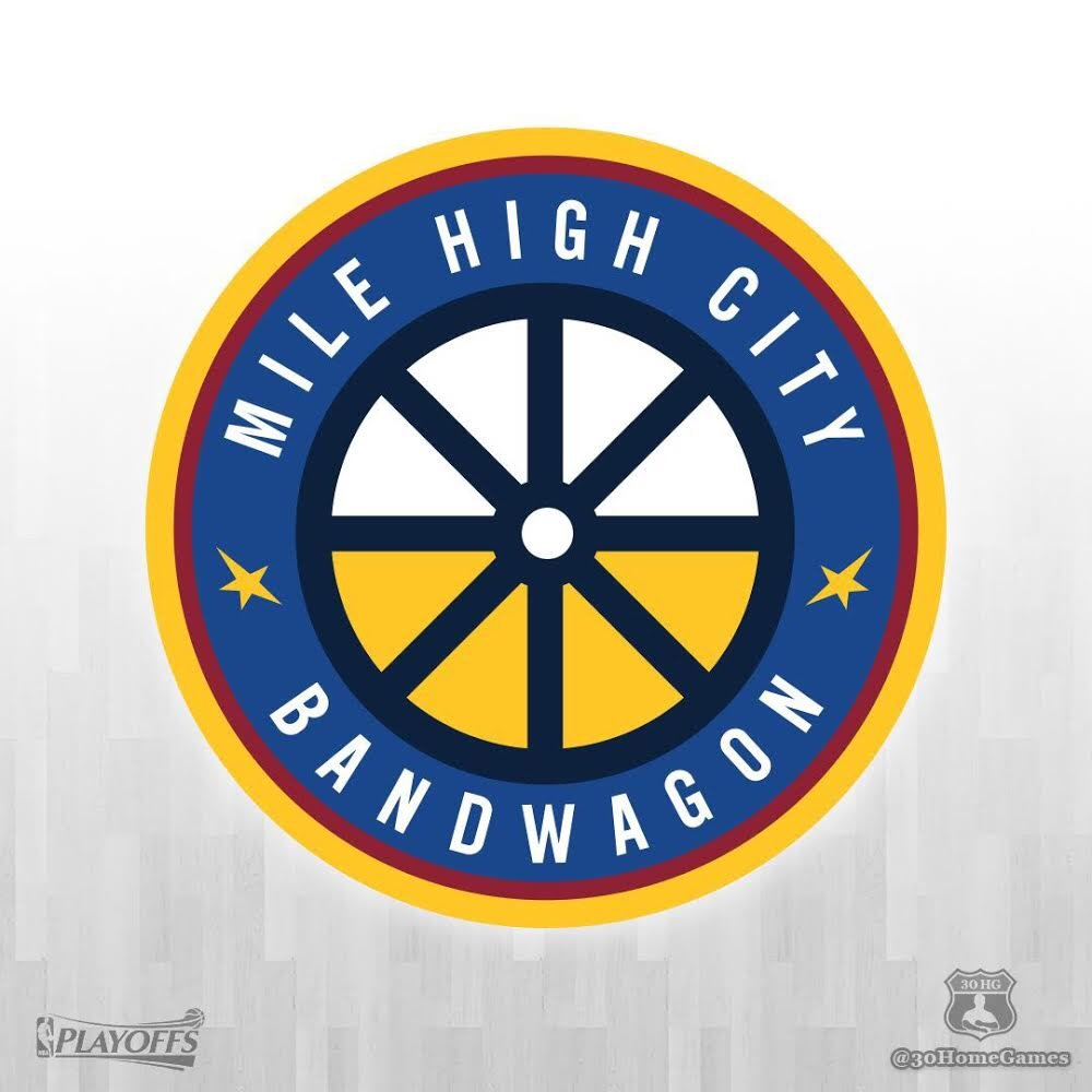 Nikola Jokić + Facundo Campazzo #MileHighBasketball https://t.co/yaatKdiyEV https://t.co/AawPWYIqrx