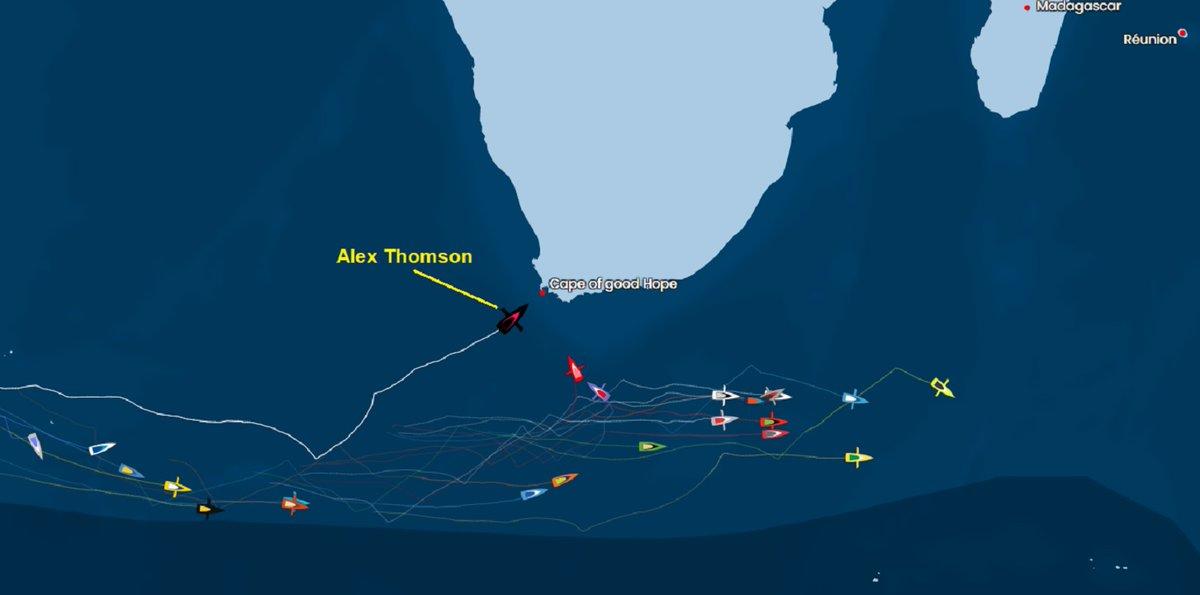 Alex Thomson heads for Cape Town, more boats suffer damage in Vendee Globe race: https://t.co/eRcv5ZGTK0 https://t.co/jybVSleex6