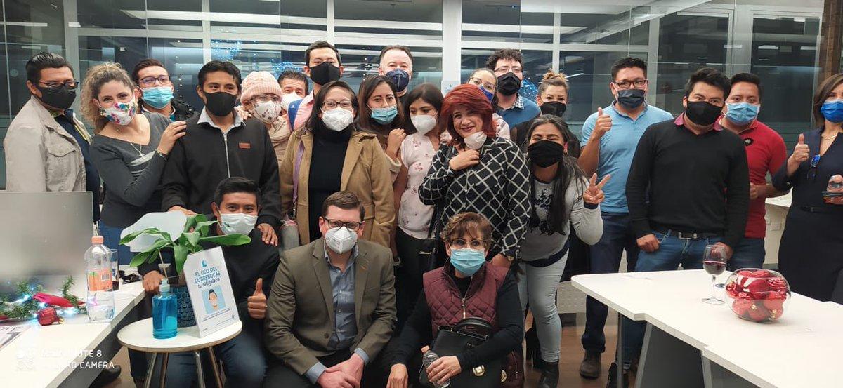 ¡GRACIAS a todos los que nos acompañaron hoy en Puebla! #ULAentuciudad 📍 Muy pronto visitaremos más ciudades. https://t.co/t90M40kbNR