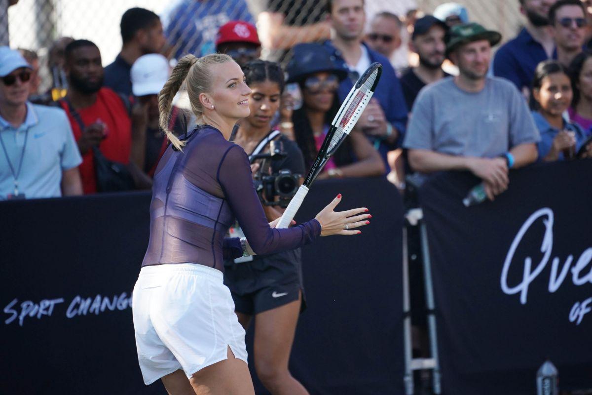 #petrakvitova PETRA KVITOVA at Nike Queens of the Future Tennis Event in New York 08/20/2019 https://www.celebsofwor... https://t.co/bHUtdeBxeB