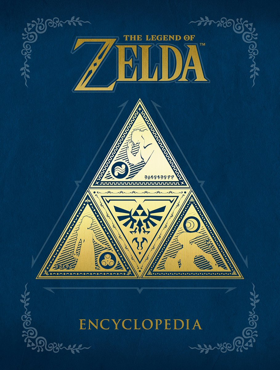 The Legend of Zelda Encyclopedia (Hardcover) is $19.41 on Amazon: 2 after coupon clipped