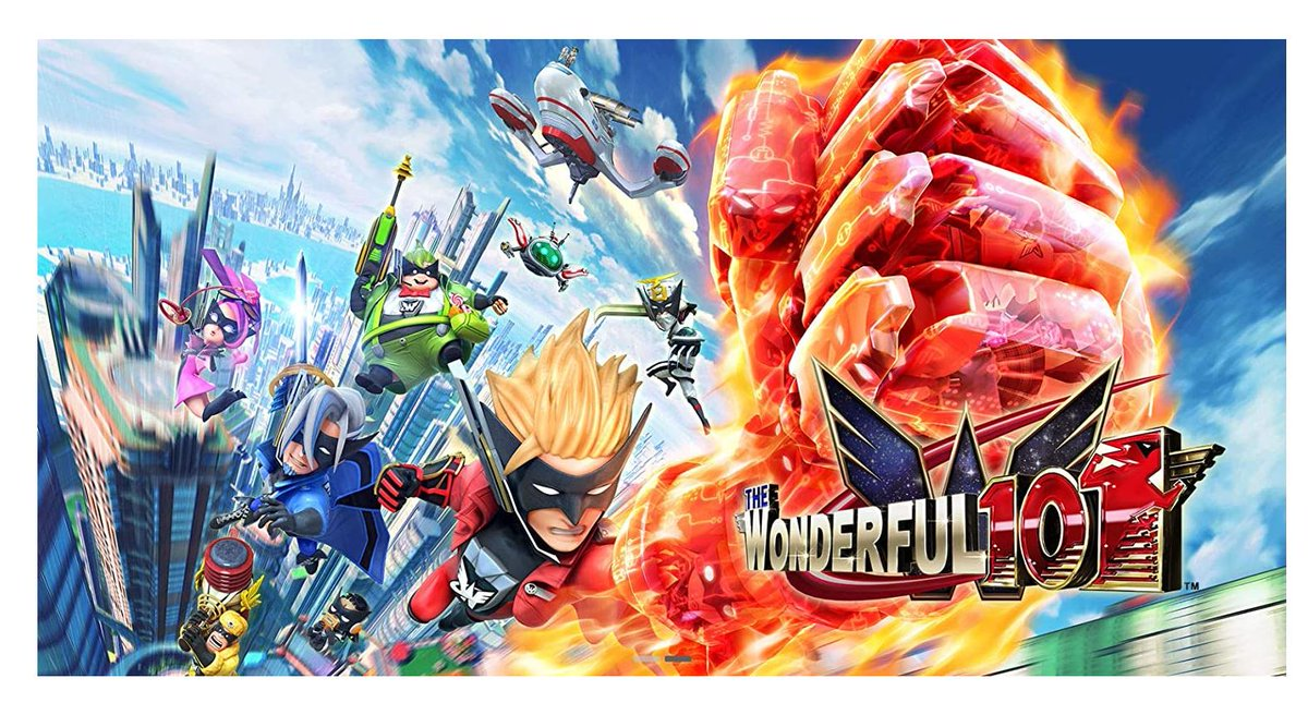 The Wonderful 101 (S) $19.93 via Wal-Mart (Free Store Pick Up). 2