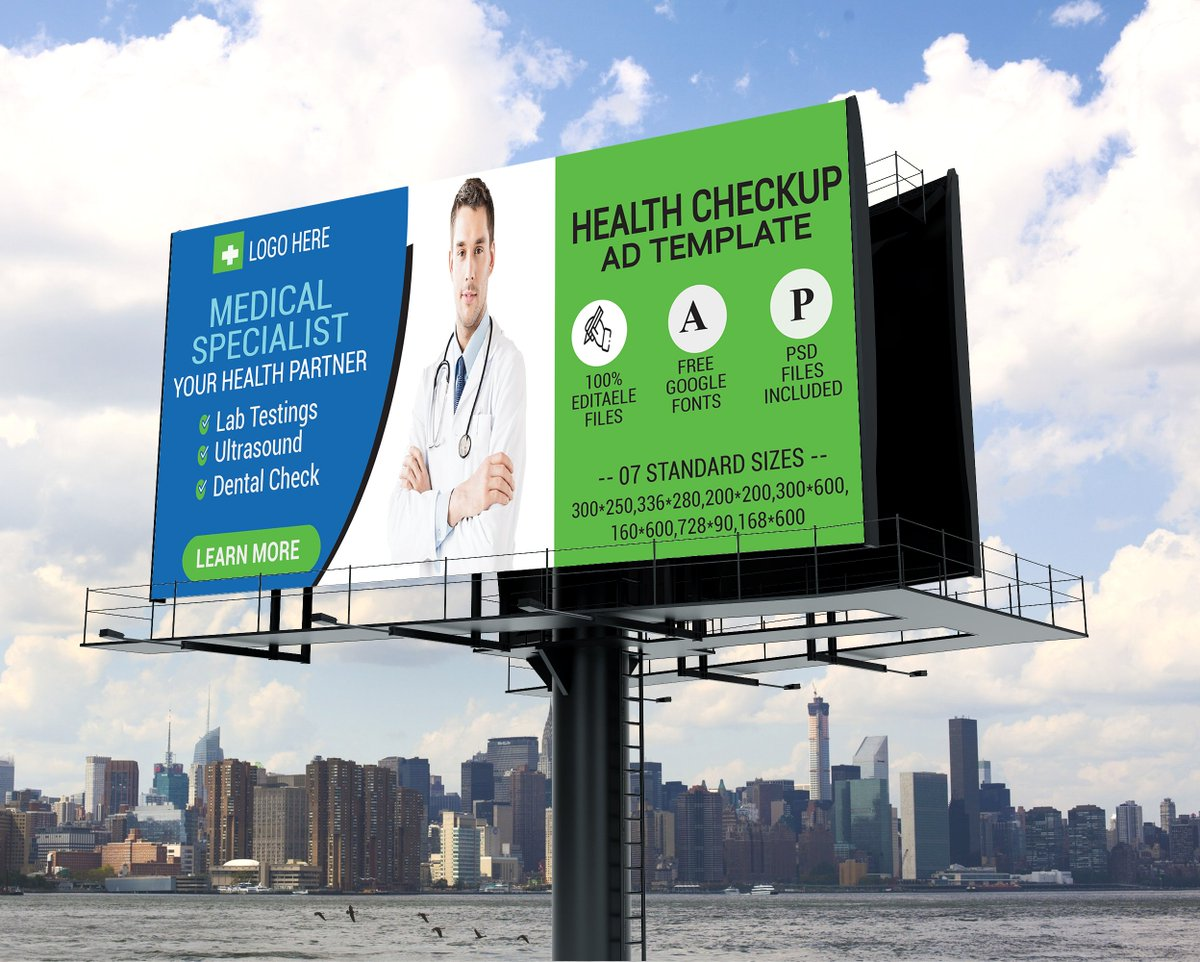 are you looking a billboard banner design? you are the right place I will design a billboard, banner design. If you need a billboard, banner contact me: #branding #design #Billboard200 #banner #Fiverr #USA