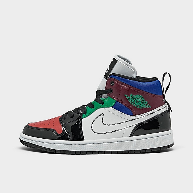 Women's Air Jordan 1 dropped via Finish Line  Low:Link0 Mid:Link1