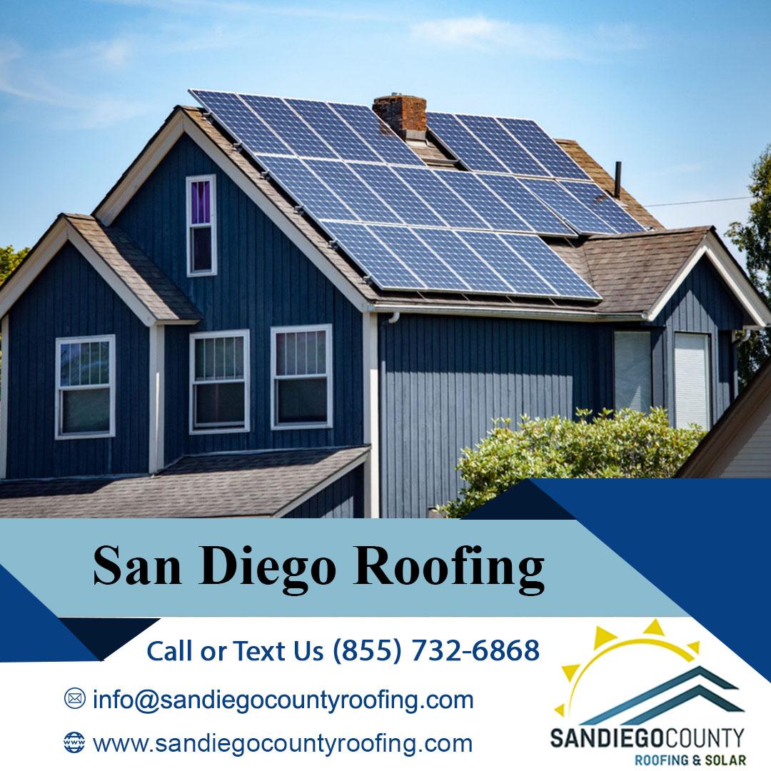 San Diego roofer