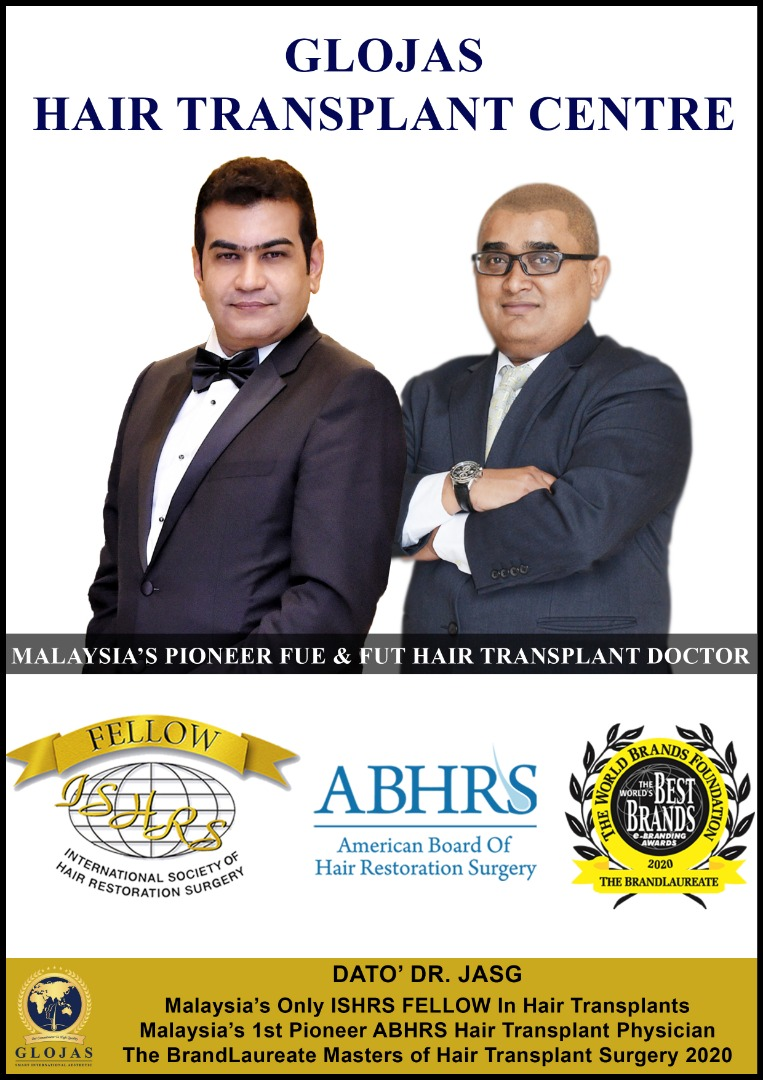 Malaysia's 1st & SOLE Fellow in Hair Transplant Surgery & Malaysia's Top Leading Plastic Surgeon deliver the best Hair Transplant results! Guaranteed & Permanent! #fuehairtransplant #futhairtransplant #singapore #china #hongkong #taiwan #taipei #philippines #indonesia #australia