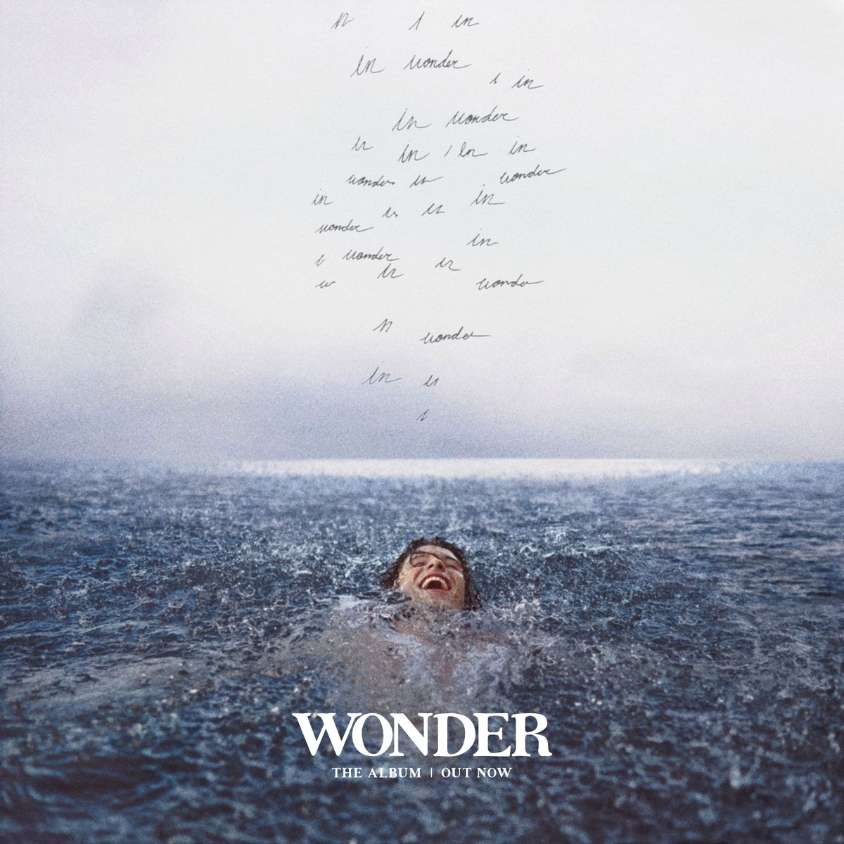 #WONDER the album is out now 🖤