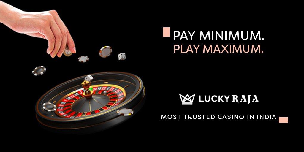 Lucky Raja Online Casino Review Site Luckyrajaindia Twitter