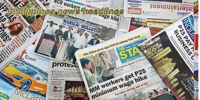 Get them on one page updated hourly here:   Want the latest #Philippines #news headlines ?   My advertisers (and I) appreciate you viewing their offerings :)