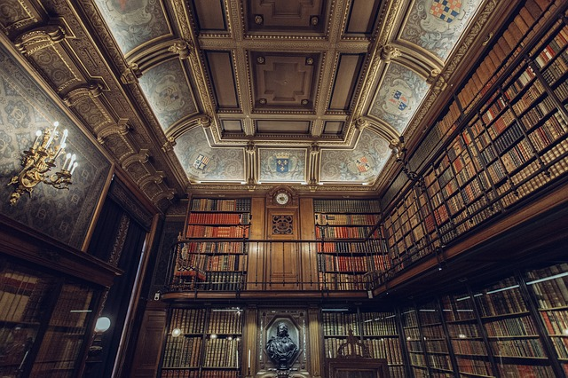 """I have always imagined that Paradise will be a kind of library."" — Jorge Luis Borges  #books #amreading https://t.co/OSxtgiGYpS"