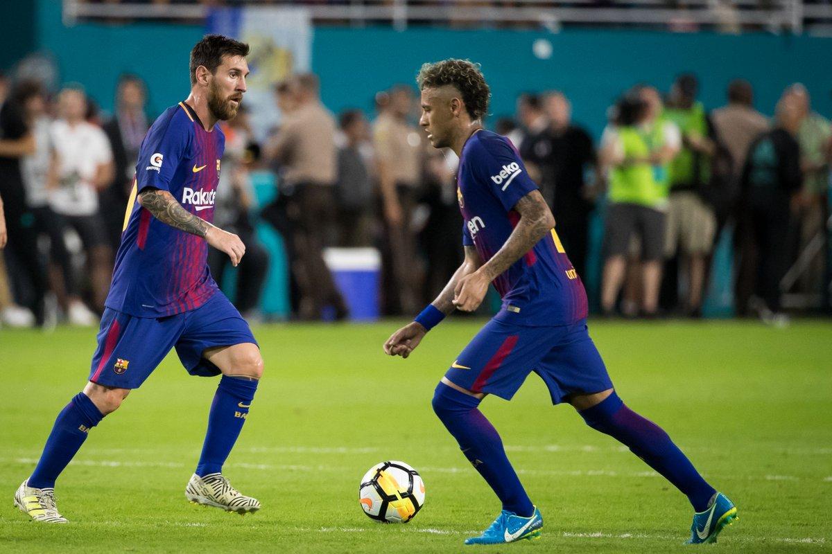 Messi to Join Neymar at PSG? #PSG #UEFA #Barca #FCB #Barcelona #ForcaBarca #UCL #Messi #Neymar #Mbappe #Mbappe2021 #Ligue1 #WeAreParis #AllezParis #LaLigaSantander #RealMadrid #HalaMadrid #transfer #transfermarkt