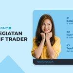 Image for the Tweet beginning: Top 3 Kegiatan Produktif Trader