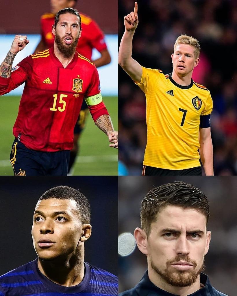 The UEFA Nations League semi-final draw:  Italy vs. Spain Belgium vs. France  🍿   #Schizo #Omi #footballgames #footballedits #football #footballvideos #footballtraining #footballmemes #dumbfootballReviews #footballhighlights  #Messi🗣  #lionelmessi  #Ronaldofans  #messifans  …