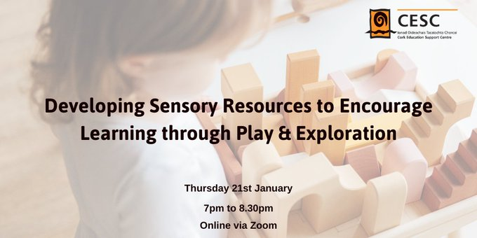 Developing Sensory Resources