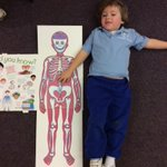 This week in Kindergarten we have been talking about our bones. The children have made their own mini skeletons which did prove to be a little more tricky than expected! We also chatted about how milk and eating healthy foods keep your bones nice and strong. #kindergarten #EYFS