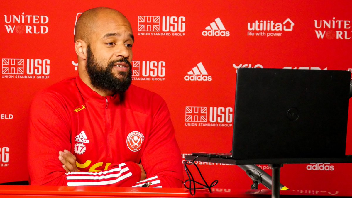 """""""I got told when I was younger from Harry Redknapp;   It's not about missing the chances, it's to panic when you're not getting chances.  If you're getting chances you're still doing something right and you belong at this level.""""  - David McGoldrick."""