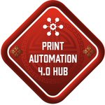 Image for the Tweet beginning: Don't miss the Print Automation