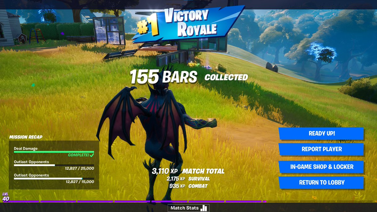 First win of Season 5 #Fortnite and @AJpls_ did ALL the fucking work! 👏👏👏🙌