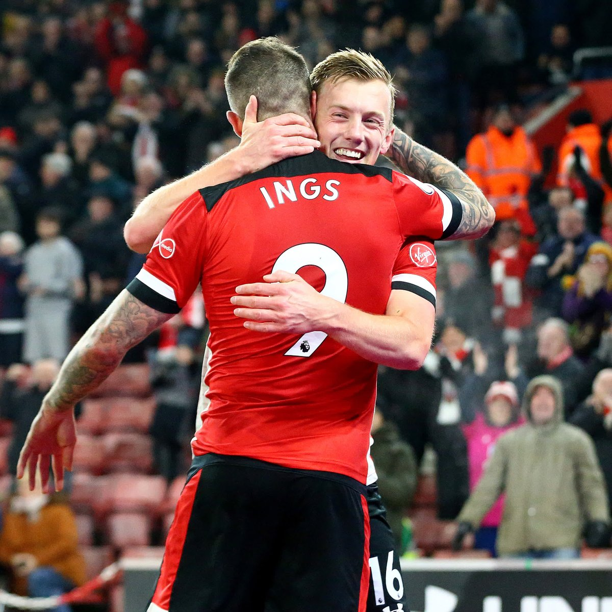 #OnThisDay In 2019 - We beat Norwich 2-1 to move out of the Premier League relegation zone! #SaintFC