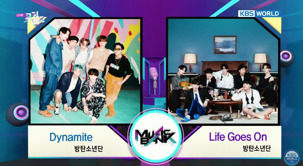 @charts_k's photo on Music Bank